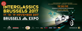 INTERCLASSICS BRUSSELS 2017